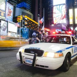 Image for I've Been In a Car Crash With a Police Car in New York. What Are My Rights? post