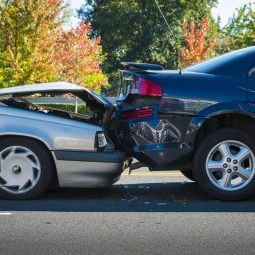Image for Liability for a Rear End Car Crash in New York City post